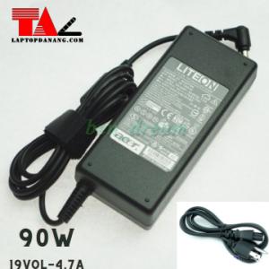 sạc laptop acer- 19vol-4-7A-90W