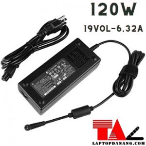 sạc laptop acer- 19vol-6-32A-120W
