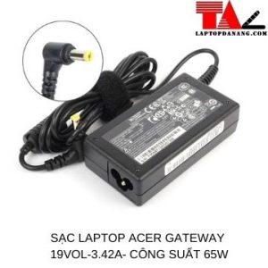 sạc laptop acer gateway 19vol-3-34a -65w