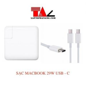 sạc macbook -29w - usb-type-c