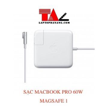 sạc macbook pro- 60W -magsafe 1