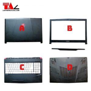 Thay Vỏ Laptop MSI GE62 GE72 GE73