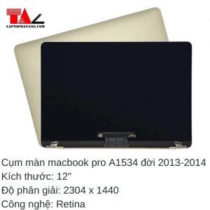 "Cụm Màn Hình Macbook 12"" Retina A1534"