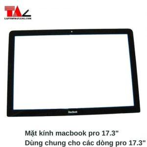 """Kính Màn Hình Macbook Pro 17"""" A1297"""