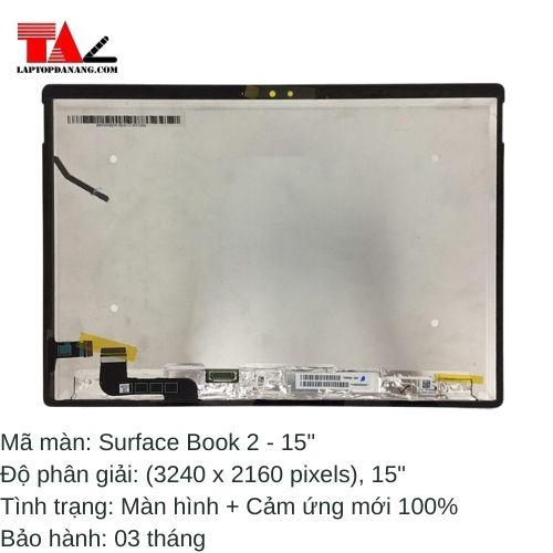 """Màn Hình Microsoft Surface Book 2 15"""""""