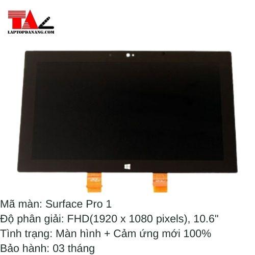 Màn Hình Microsoft Surface Pro 1