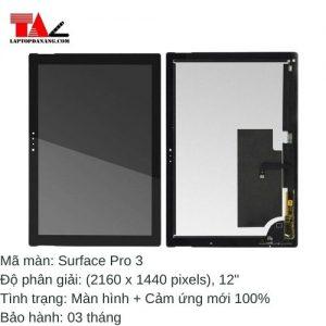 Màn Hình Microsoft Surface Pro 3
