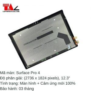 Màn Hình Microsoft Surface Pro 4
