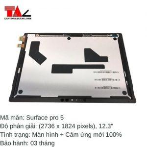 Màn Hình Microsoft Surface Pro 5