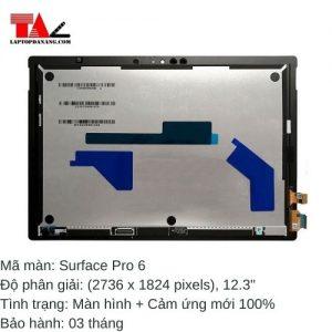 Màn Hình Microsoft Surface Pro 6