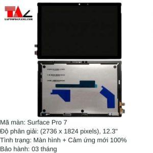 Màn Hình Microsoft Surface Pro 7
