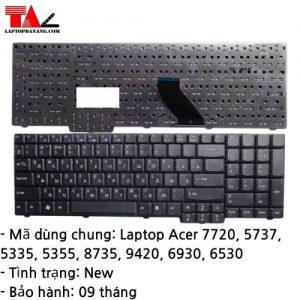 Bàn Phím Laptop Acer 5737 5335 5355 8735 9420 6930 6530