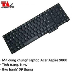Bàn Phím Laptop Acer Aspire 9800