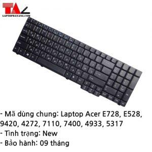 Bàn Phím Laptop Acer E728 E528 9420 4272 7400 4933 5317