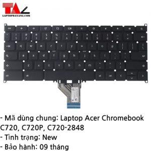 Bàn Phím Laptop Acer Chromebook C720 C720P