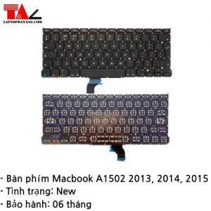 Bàn Phím Macbook Pro A1502 (2013-2014-2015)