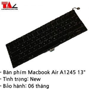 """Bàn Phím Macbook Air A1245 13"""""""