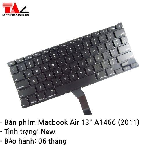 Bàn Phím Macbook Air A1466 (2011)