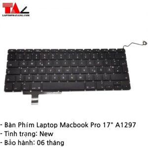 """Bàn Phím Macbook Pro A1297 17"""""""