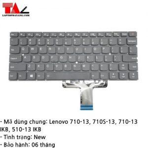 Bàn Phím Laptop Lenovo 710-13 710S-13 710-13IKB 510-13IKB