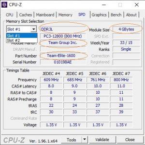 Hướng dẫn kiểm tra loại RAM trên laptop đang sử dụng